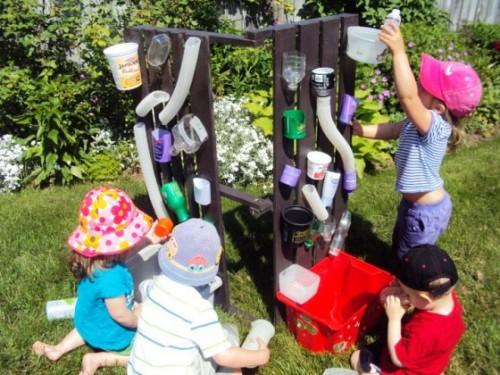 Поделки на даче своими руками для детей